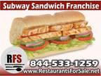 Business For Sale: Subway Sandwich Franchise For Sale