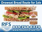 Business For Sale: Oroweat & M