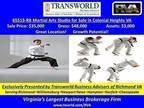 Business For Sale: Martial Arts Studio For Sale