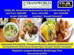 Business For Sale: Asian Restaurant For Sale