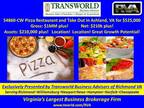 Business For Sale: Pizza Resta