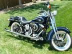 1998 Harley-Davidson Softail Heritage Classic Low Mileage