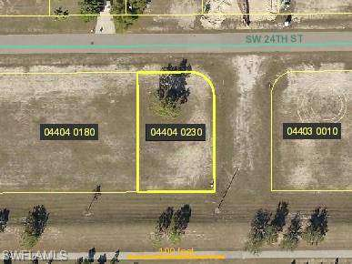 1418 SW 24th ST Cape Coral, COMMERCIAL LOT located in Unit