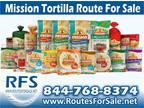 Business For Sale: Mission's Tortilla Route, Memphis