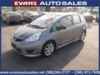 2009 Honda Fit Sport 5-Speed MT HATCHBACK 4-DR