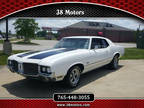 Used 1972 Oldsmobile Cutlass for sale.