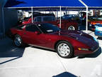 1993 Chevy Corvette 40th Anniversary Edition - Coupe - Ruby Red