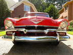 1955 Plymouth Belvedere Super Red