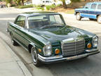1970 Mercedes 280SE Low Grill Coupe Power Sunroof AC