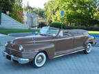 1942 Chrysler Crown Imperial Convertable
