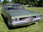 1968 Chrysler Newport Town and Country Wagon Project