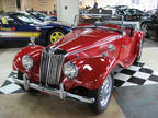 Show Quality 1954 MG TF Roadster Restored