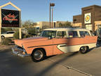1956 Plymouth Sport Suburban Wagon, 361 Y Block, Movie Car