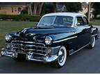 1950 Chrysler New Yorker Club Coupe