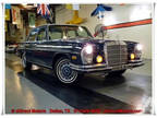 1972 Mercedes-Benz 280SE 4.5 (W108), auto, Great Deal, Clearance Price