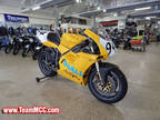 2000 Ducati 748 Track Day special