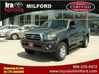 2010 TOYOTA Tacoma Pickup Truck 4WD Double V6 AT