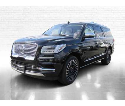 New 2019 Lincoln Navigator L 4x4 is a Black 2019 Lincoln Navigator L Car for Sale in Van Nuys CA
