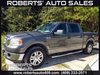 2008 FORD F150 SUPERCREW Truck