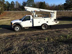 2007 Ford F-450 Super Duty Altec Bucket Boom Truck