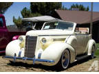1937 Oldsmobile L-37 Convertible Coupe