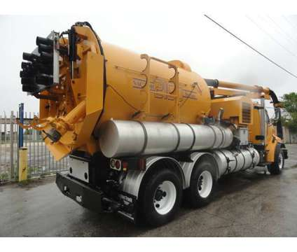 2003 Sterling L9500 Vactor vacuum/jetter combo truck is a 2003 Thunder Mountain Sterling Other Commercial Truck in Miami FL