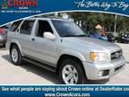 2003 Nissan Pathfinder SUV SE