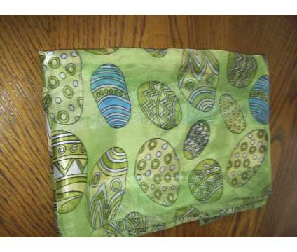 Silk Scarf is a Neckware, Ties & Scarfs for Sale in Wescosville PA