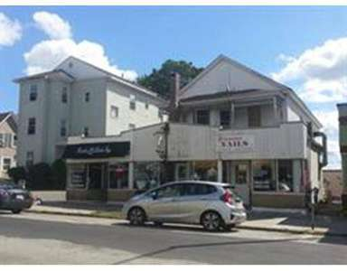 116 June St Worcester, Mixed use residential commercial.