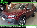 2019 Jeep Cherokee, new