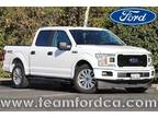 used 2018 Ford F150 SuperCrew Cab XL Pickup 4D 5 1/2 ft