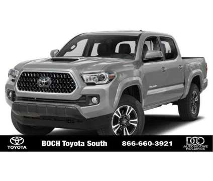 New 2019 Toyota Tacoma 4WD is a Silver 2019 Toyota Tacoma Car for Sale in North Attleboro MA