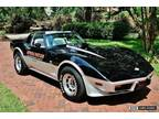 1978 Chevrolet Corvette 25th Anniversary Pace
