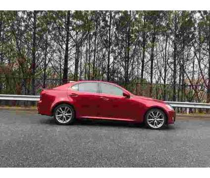Used 2008 Lexus IS for sale is a Red 2008 Lexus IS Car for Sale in Marietta GA