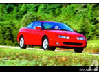 2002 Saturn S-Series SC2 SC2 3dr Coupe