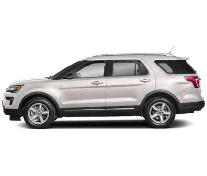 2019 Ford Explorer Sport is a Silver, White 2019 Ford Explorer Sport Car for Sale in Placentia CA