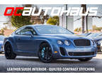 2010 Blue Crystal Bentley Continental Supersports