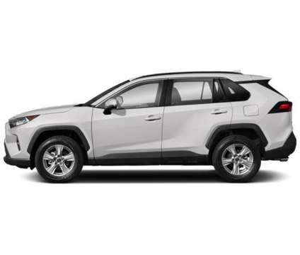 New 2019 Toyota RAV4 is a White 2019 Toyota RAV4 4dr Car for Sale in Norwood MA