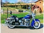 2016 Harley-Davidson Heritage Softail V-Twin Engine