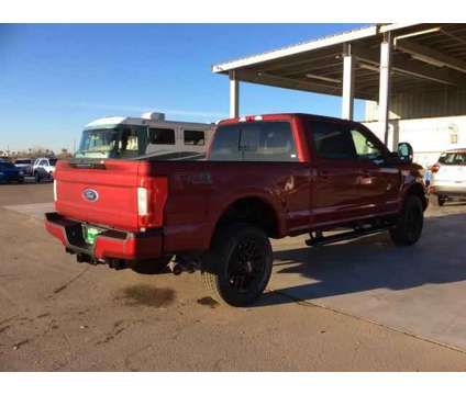New 2019 Ford Super Duty F-250 SRW is a Red 2019 Ford Car for Sale in Casa Grande AZ