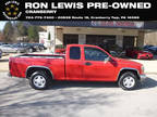 2004 Chevrolet Colorado Red, 67K miles