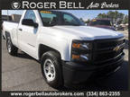 2014 Chevrolet Silverado 1500 Work Truck 1WT Regular Cab 2WD REGULAR CAB PICKUP