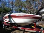 $26,500 OBO Red and White 2009 Glastron GLS 195 Bowrider