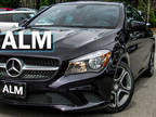 2014 Northern Lights Violet Metallic Mercedes-Benz CLA