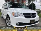 2017 Dodge Grand Caravan Crew Plus-$78Wk-StownGo-BackupCam-PowrLiftGate