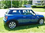 2007 Mini Cooper , Manual trans., Blue Fun car to drive