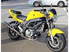 2005-Suzuki-SV 650 2900 miles