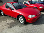1993 Honda Civic del Sol Si 2dr Coupe