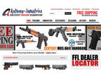 Business For Sale: 2 E-Commerce Online Firearm Retailer Websites