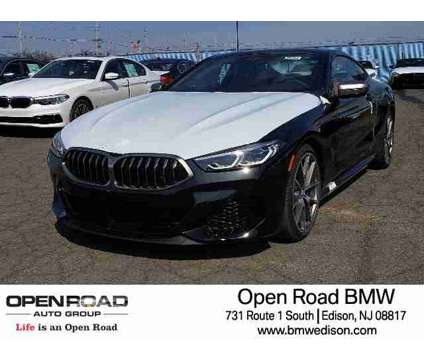New 2019 BMW 8 Series Coupe is a Black 2019 BMW 8-Series Coupe in Edison NJ